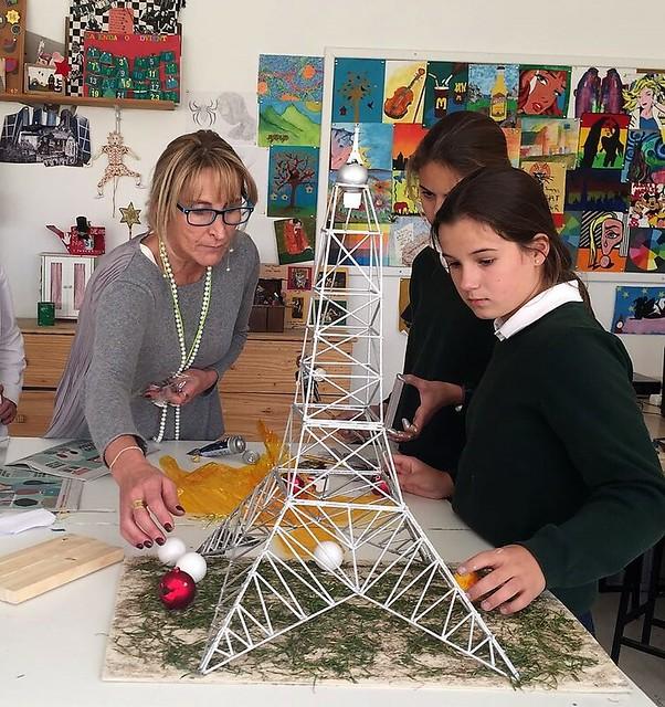 Diseño y creación de estructuras (2º ESO Orvalle)