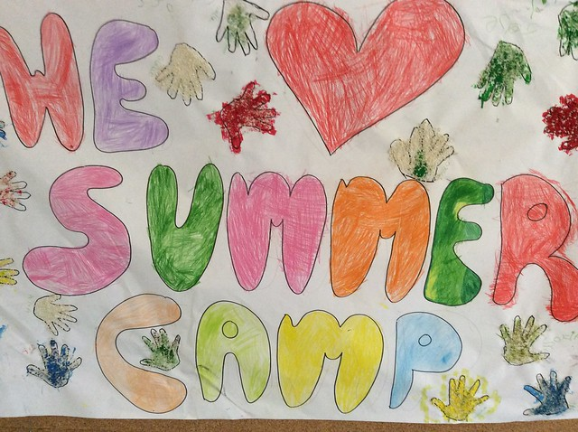 Orvalle Summercamp 2015/16