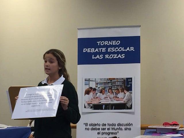 IV Torneo de Debate Las Rozas