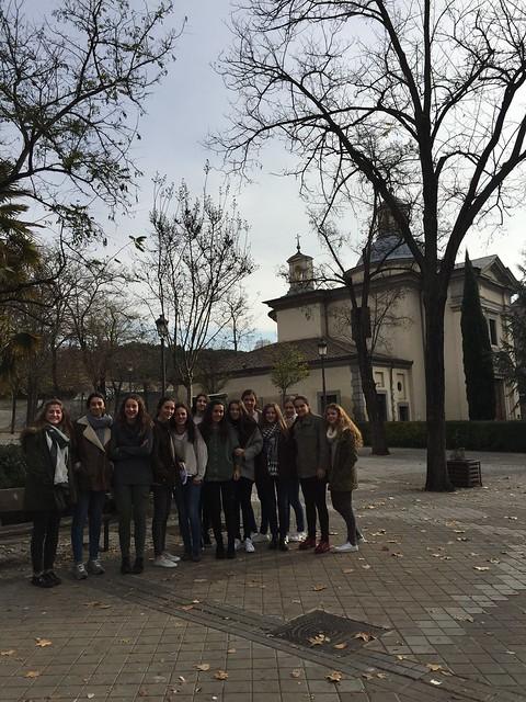 salida 4º ESO - Madrid Austrias