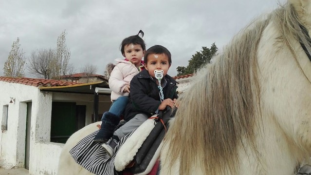 Salida Granja Escuela 2017 - Infantil