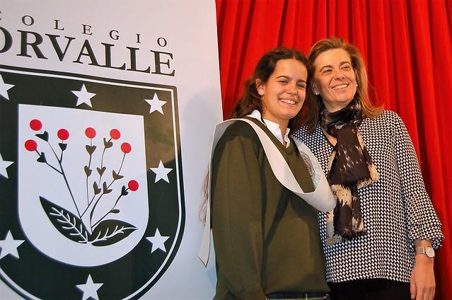 Graduación XXXV Promoción de Orvalle (2017)