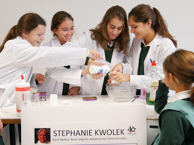 Día de las Ciencias - Colegio Orvalle 2017