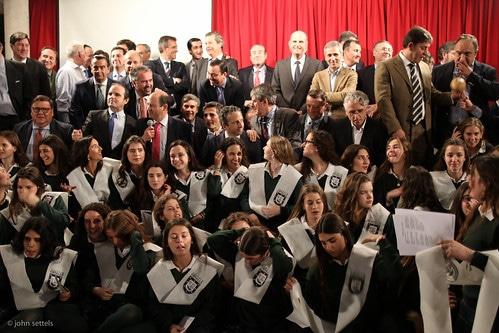 Graduación Promoción XXXVI Colegio Orvalle
