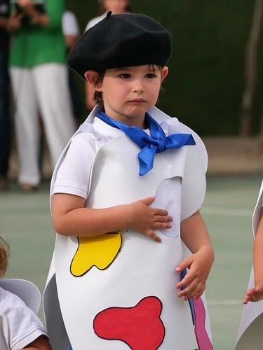Actuaciones de Infantil (Fiesta de Fin de Curso - Orvalle 2019)