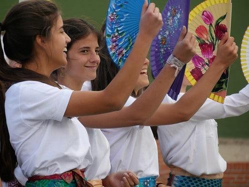 Actuaciones de Secundaria y Bachillerato (Fiesta de Fin de Curso - Orvalle 2019)