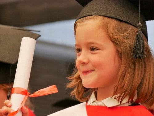 Graduación de 3º de Infantil (Colegio Orvalle 2019)