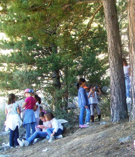 Orvalle visita la Cuenca de Manzanares
