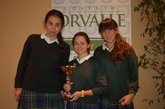 Colegio Orvalle: triunfa en deporte
