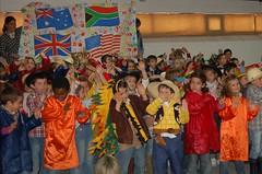 Colegio Orvalle: English Day 2012