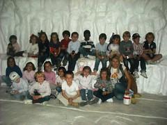 Colegio Orvalle: infantil visita Faunia