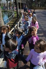 Colegio Orvalle visita el Zoo
