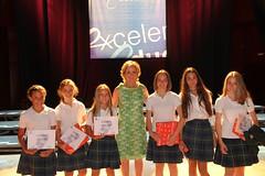 Ayto de las Rozas premia la excelencia de las alumnas de Orvalle