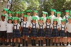 Orvalle: graduación de Infantil