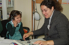 Orvalle realiza test de audición y visión