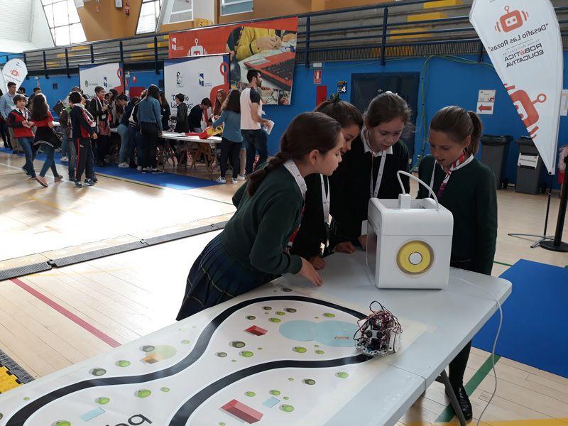 Concurso robotica lasrozas 1