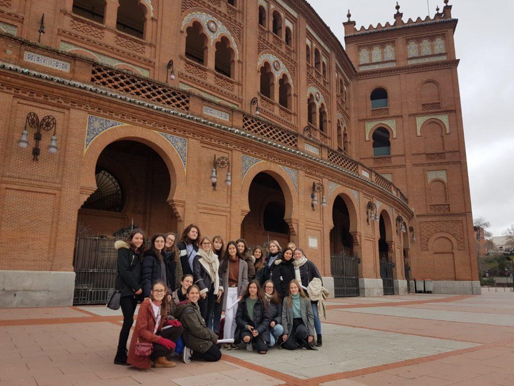 Día de excursión Museo Ventas 27.1 II