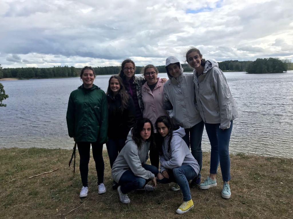 campodetrabajo lago lituania