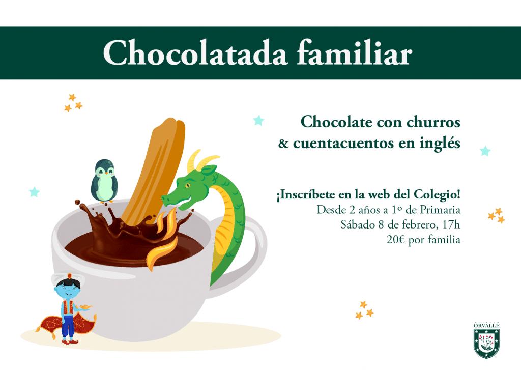 chocolatada orvalle 2020