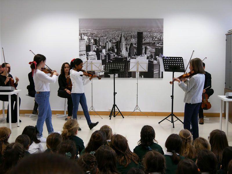 conservatorio musica colegio madrid orvalle