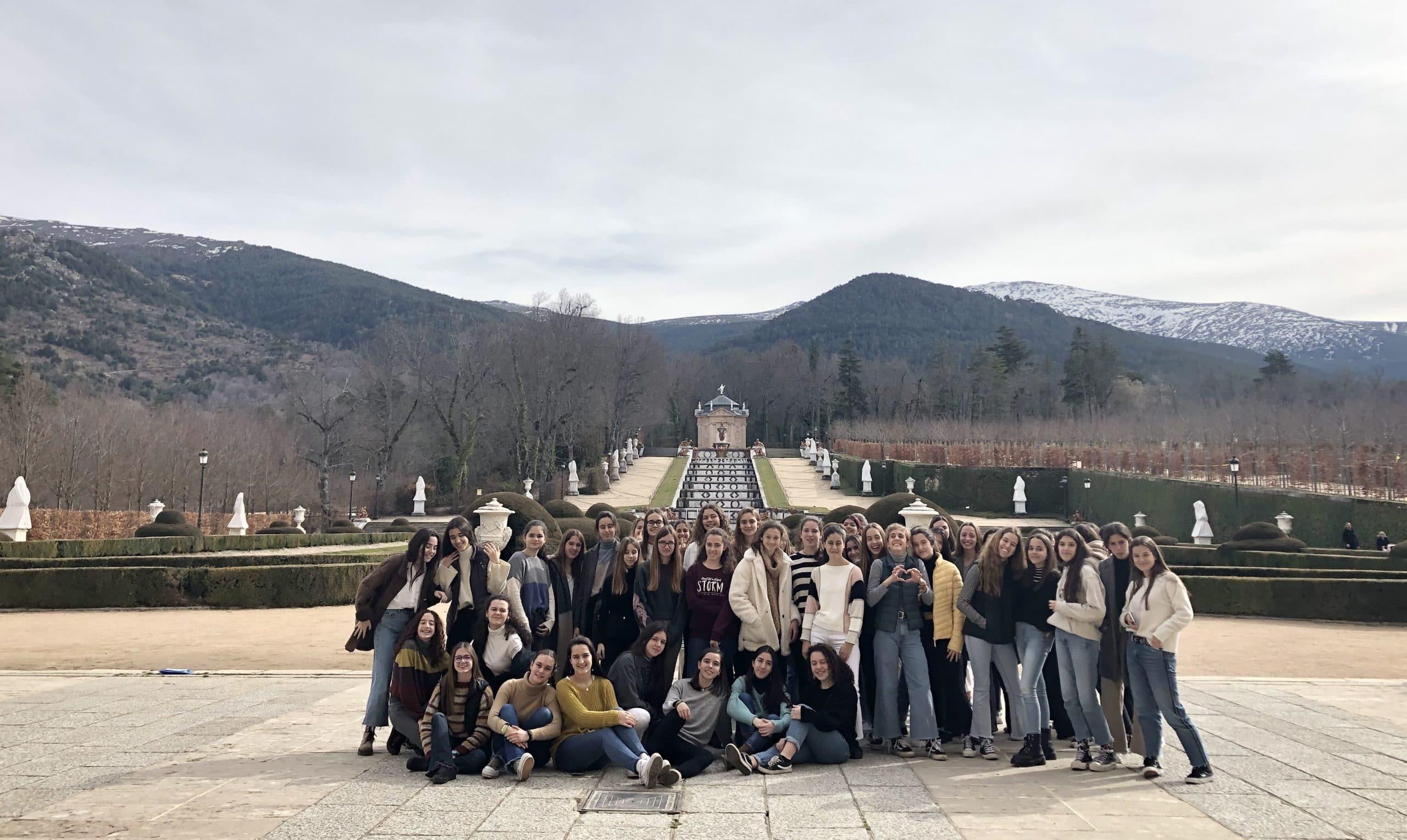 Visita cultural a la Granja de San Ildefonso