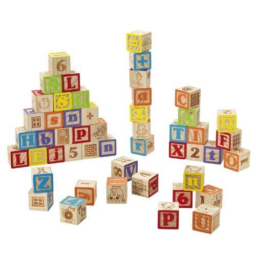 juego de cubos de madera con letras y numeros 88043 3
