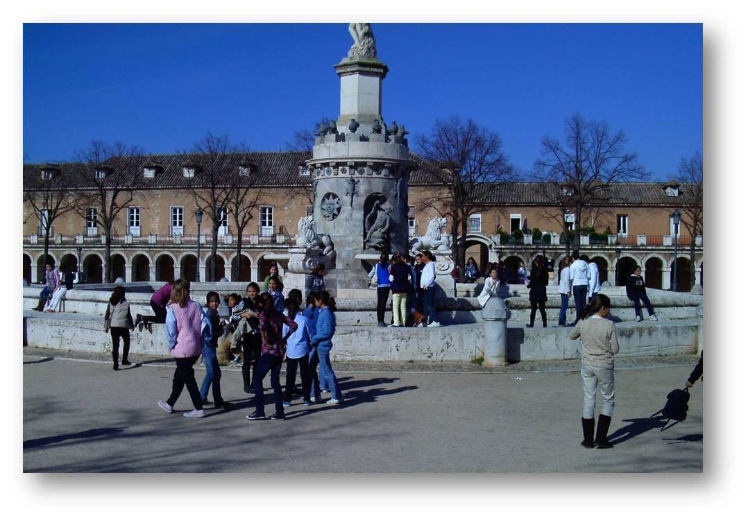 Visita bilingüe a los Jardines de Aranjuez