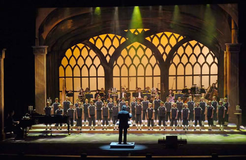 El Coro de Orvalle cantará con Los chicos del Coro