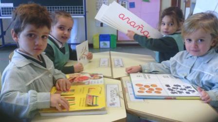 Desarrollo de las inteligencias múltiples en infantil