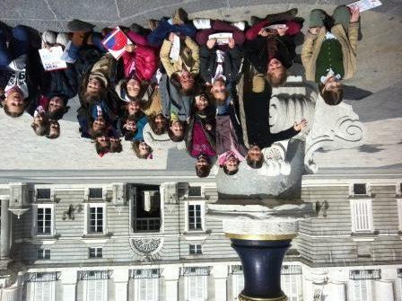 Salida Cultural al Palacio Real