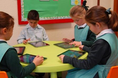 Orvalle es excelencia en tecnología aplicada en el aula
