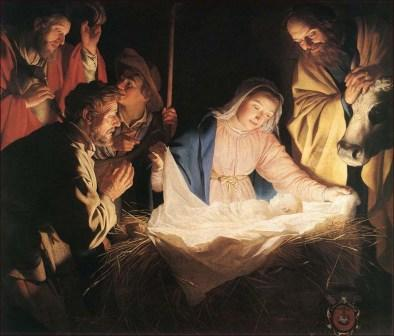 La Navidad en Orvalle