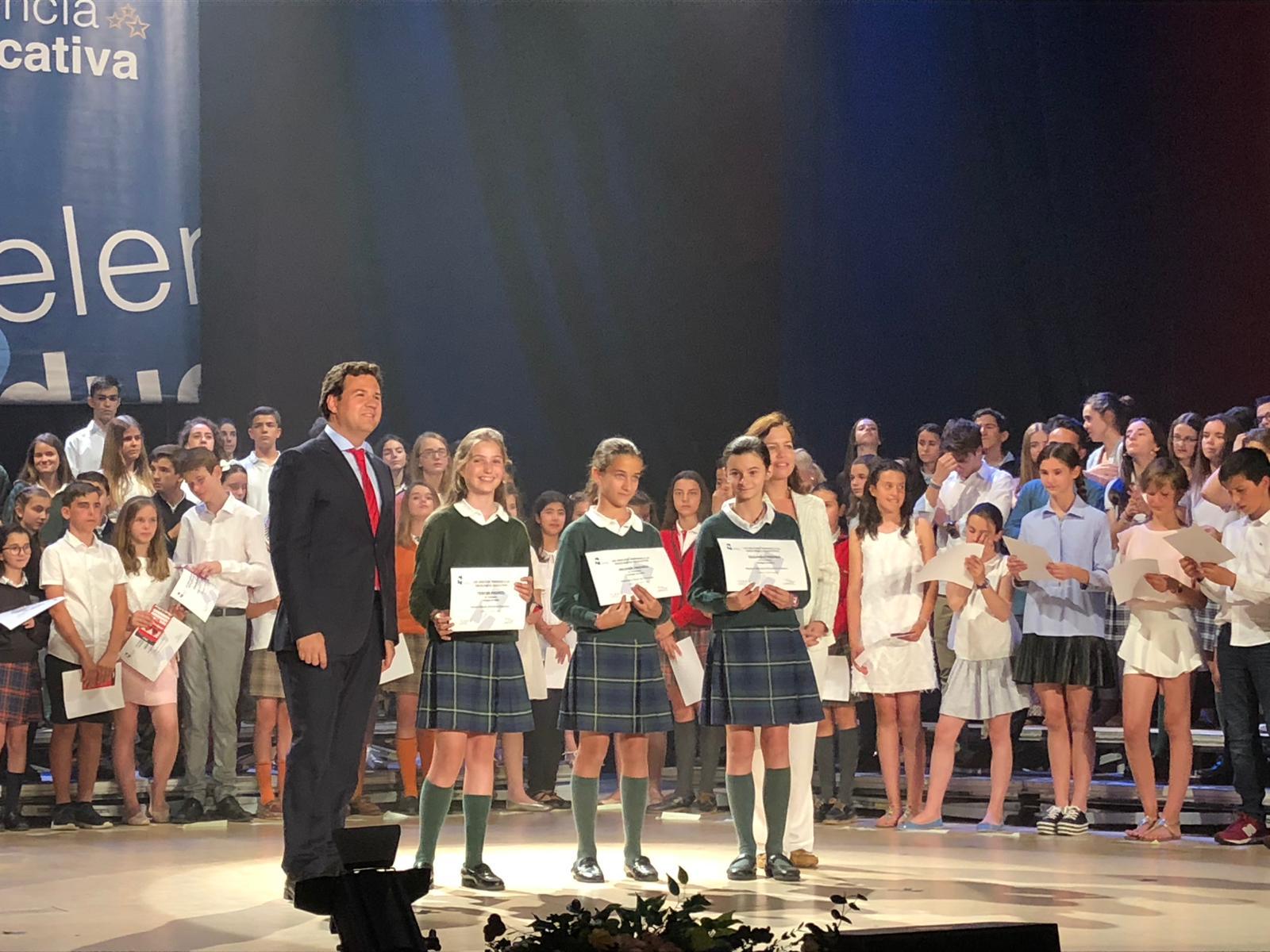 premio excelenciaeducativa colegiomadrid orvalle