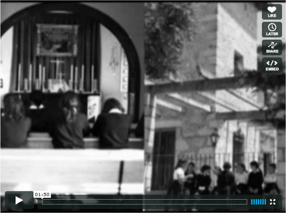 Nuveo vídeo de Orvalle