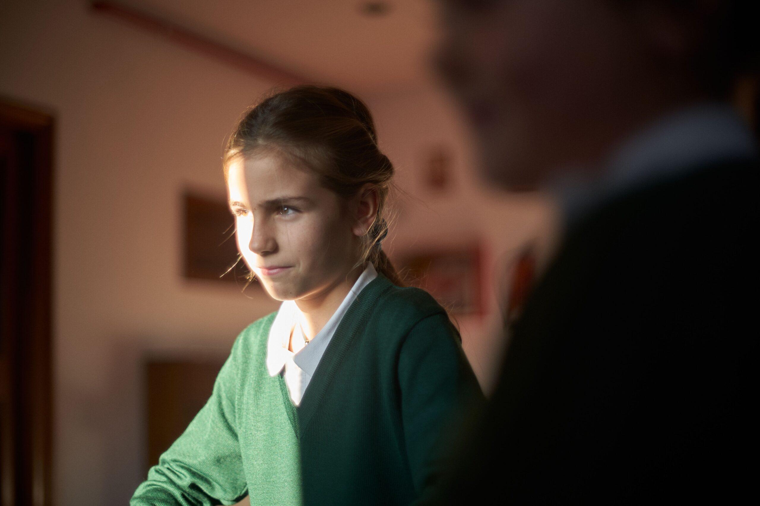 Alumna del Colegio Orvalle.