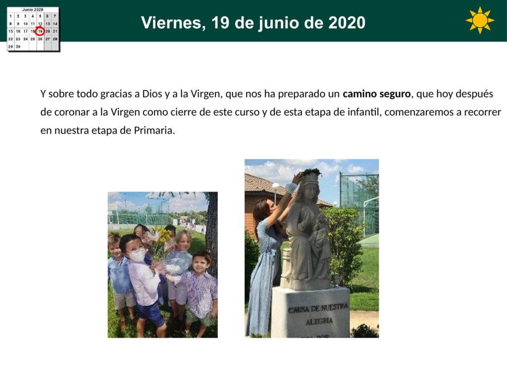 Diario de confinamiento 3o Infantil B 0112