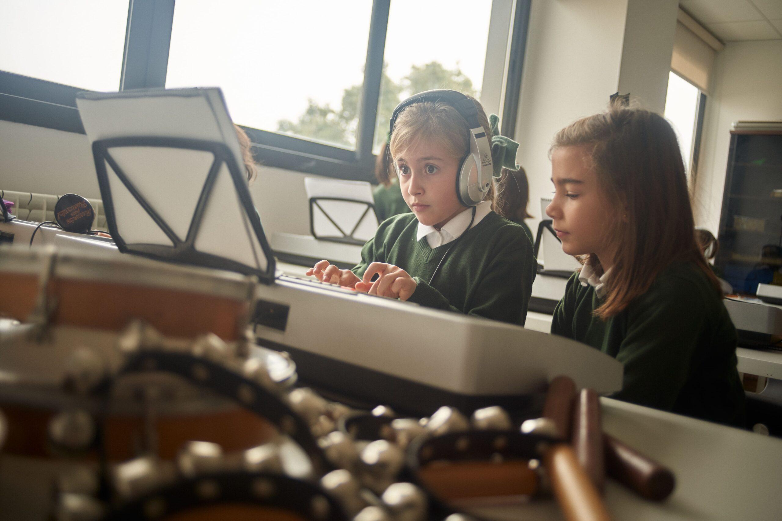 music Colegio Orvalle scaled