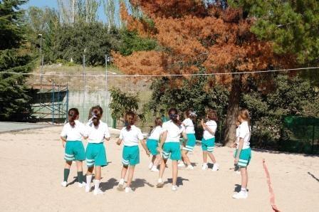 Colegio Orvalle impulsa el deporte