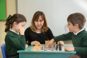 colegioorvalle ajedrez bilingual