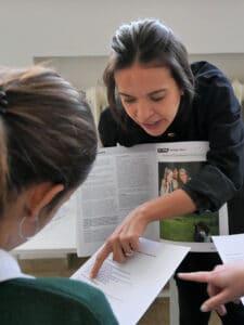 educacion bilingue madrid