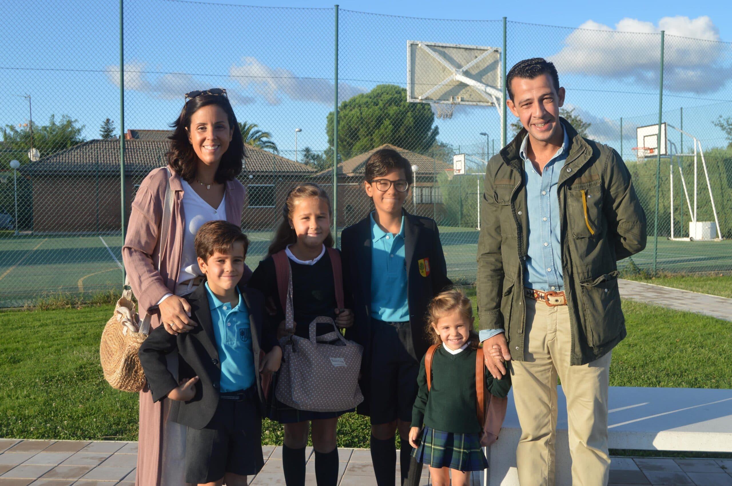 Familia del Colegio Orvalle