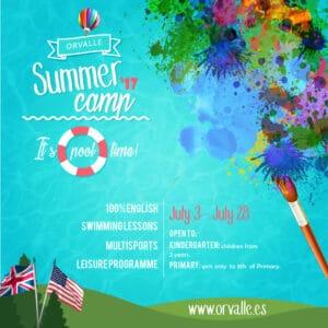 summercamp17 colegiomadrid